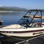 Malibu Ski Boat